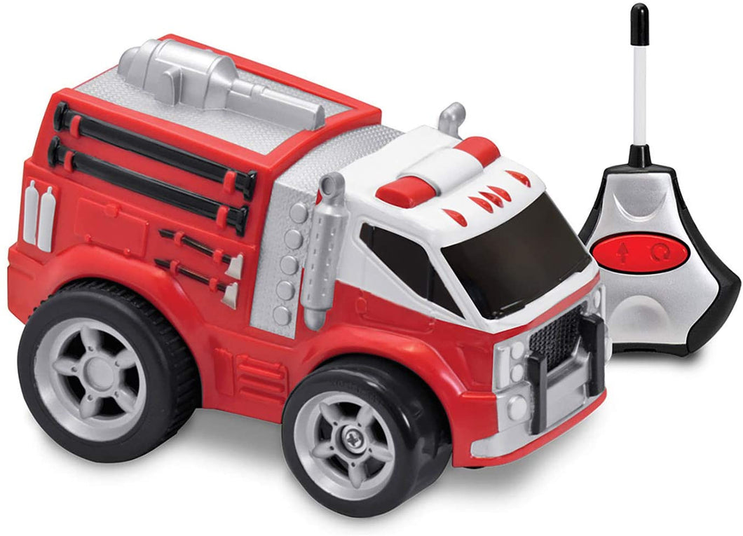Soft Body RC Fire Truck