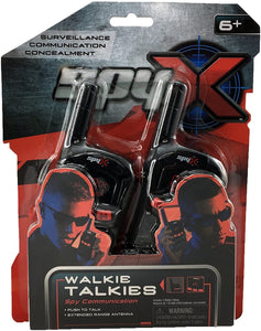 Spy X Spy Walkie Talkies