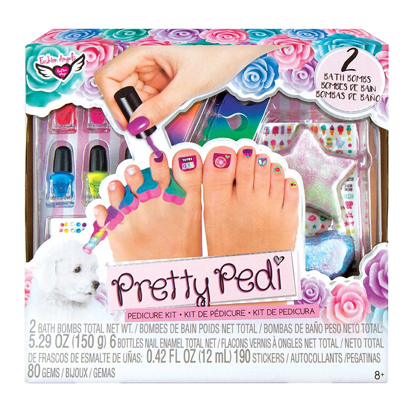 Unicorn Magic Pretty Pedicure Set