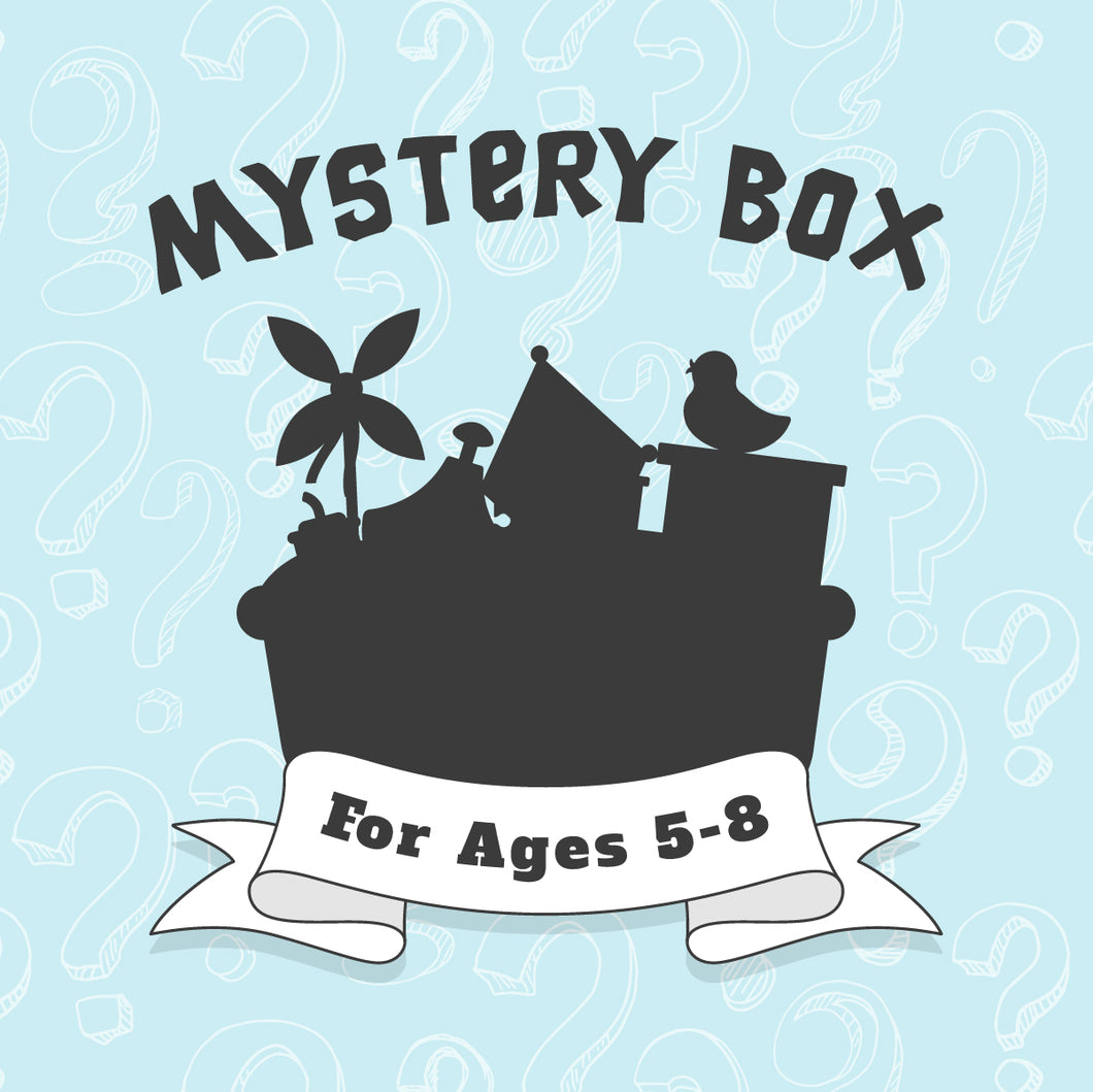 Planes Trains & Automobiles! Mystery Box