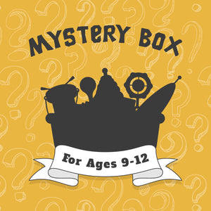 Science Wiz Mystery Box