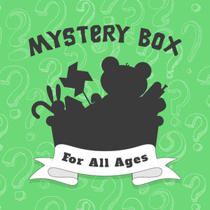 Family Game Night Mystery Box