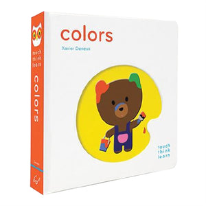 TouchThinkLearn: Colors board book