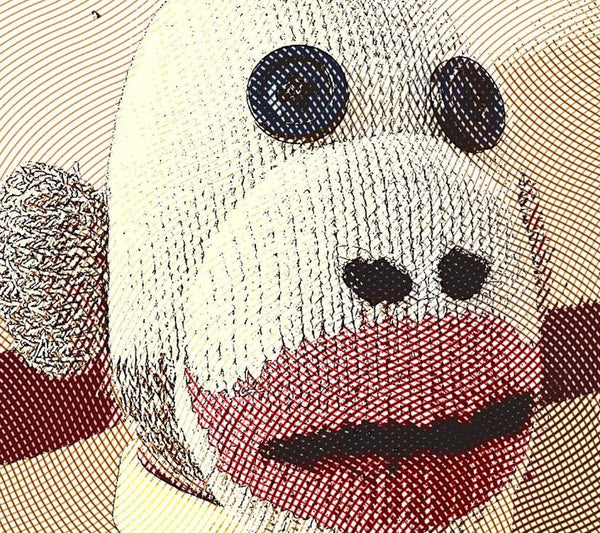 Luca the Sock Monkey tile image