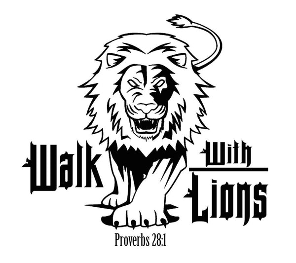 Walk With Lions tile image
