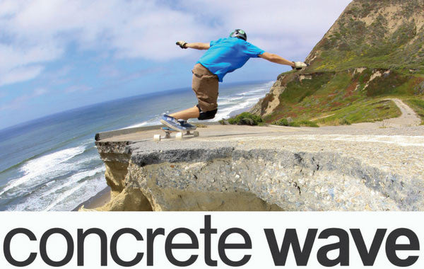 Concrete Wave tile image