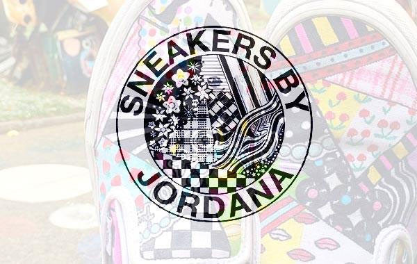 Sneakers By Jordana tile image