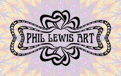 Phil Lewis Art