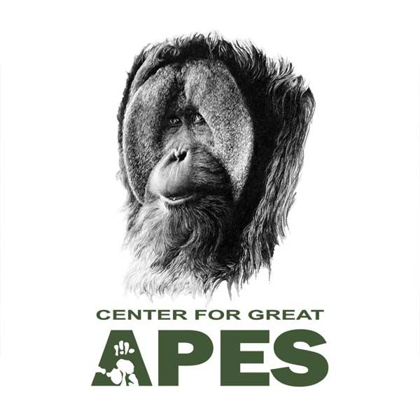 Center For Great Apes tile image