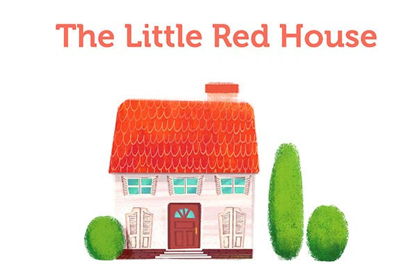 The Little Red House tile image