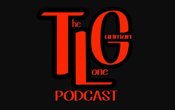 The Lone Gunman Podcast tile image