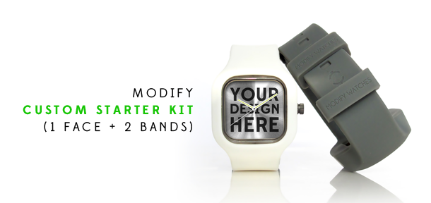 Custom Modify Watches Starter Kit