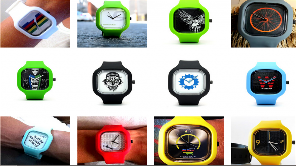 Modify Cycling Watches