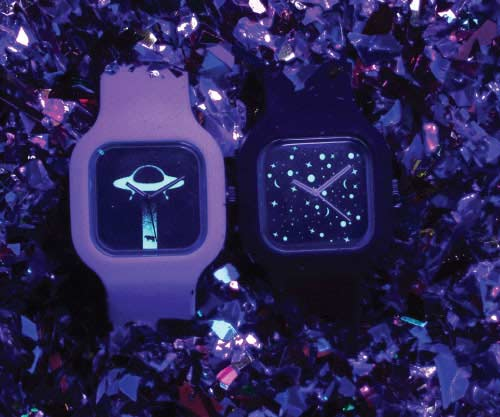 glow in the dark watches
