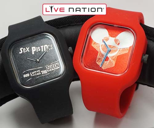 live nation watches