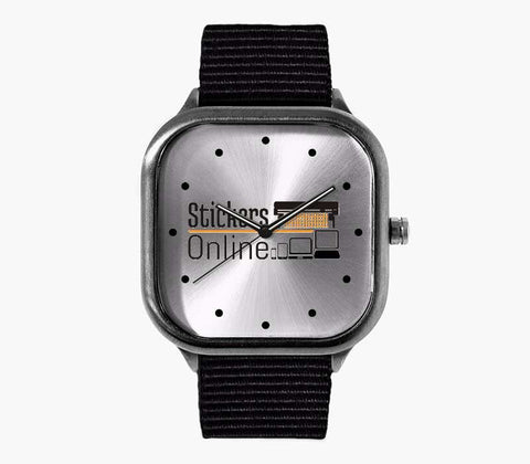 Custom Metal Watch