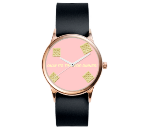 Your Custom Rose Gold Watch