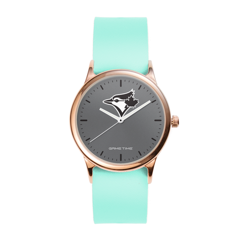 Graphene Blue Jays Watch