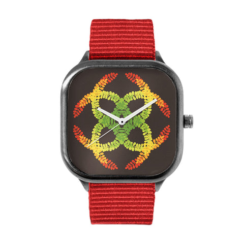 Color Leaves Watch