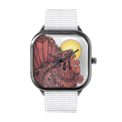 Rooster Transparent Background Watch