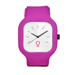 National Breast Cancer Foundation Pink Sport Watch