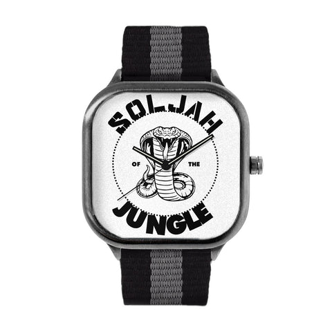 SolJah On The Jungle Watch