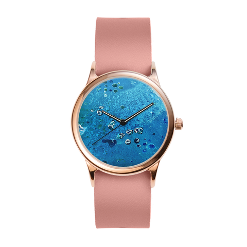 Oceanic Rose Watch