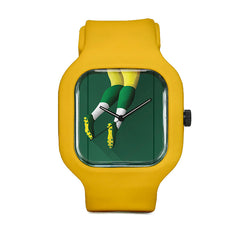 Minimalist Lambeau Field Sport Watch