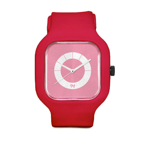 Basic 4 Blush Sport Watch