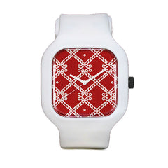 Candy Cane Sport Watch