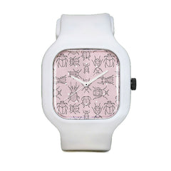 Ink Beetles Sport Watch