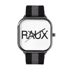 Raux White Watch