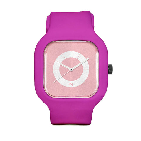 Basic 4 Pink Sport Watch