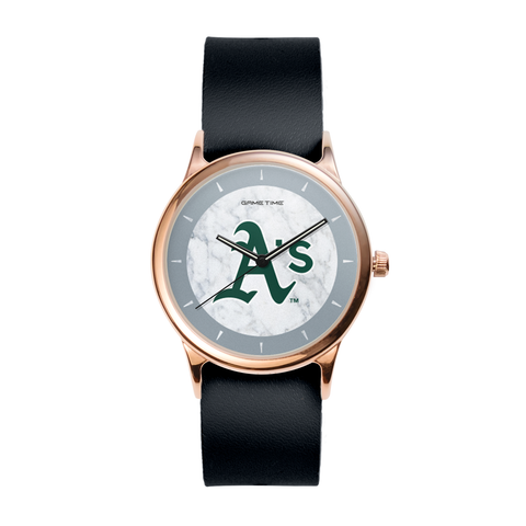 Game Time A's Watch