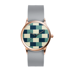 Rose Cube Watch