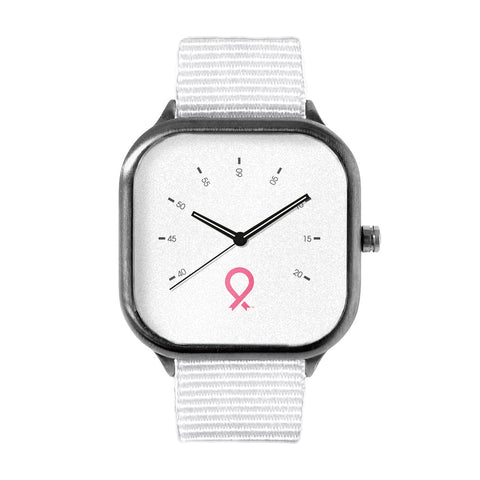 National Breast Cancer Foundation Pink Watch