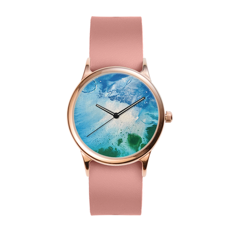 Peaceful Paradise Rose Watch