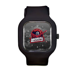 Moral Logo Sport Watch