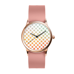 Rose Bubble Pop Watch