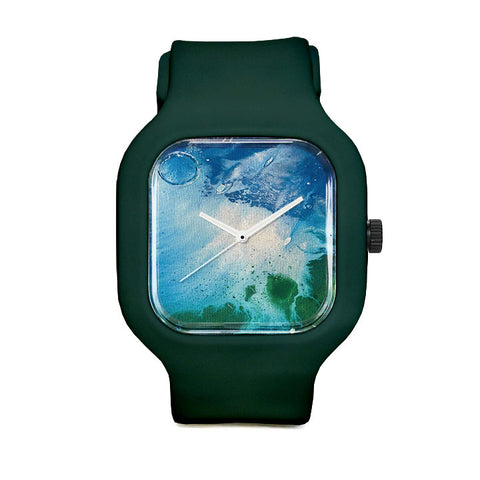 Peaceful Paradise Sport Watch