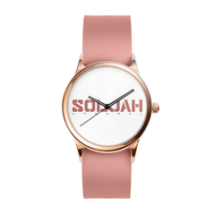 SolJah Apparel Rose Watch