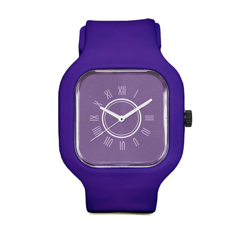 Basic 2 Purple Sport Watch