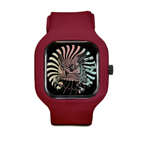 Psychedelic Sport Watch