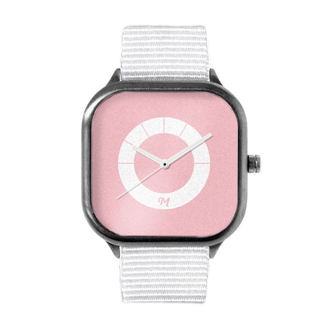 Basic 4 Pink Watch