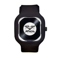 Record Collab Sport Watch