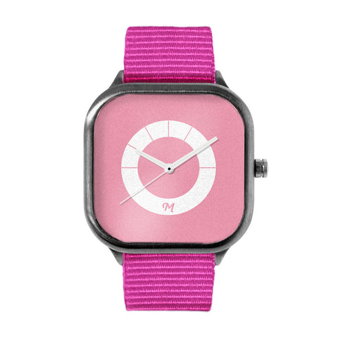Basic 4 Blush Watch