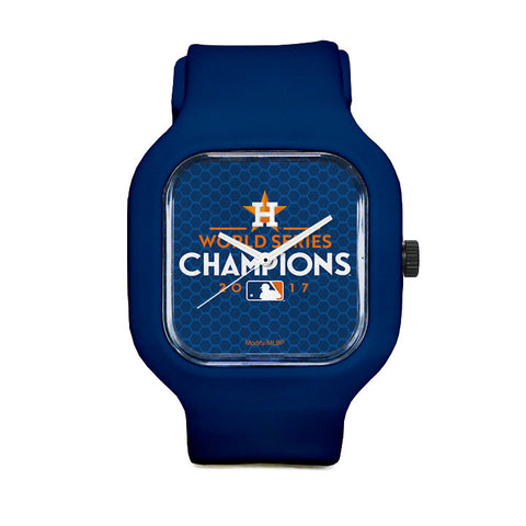 Astros World Champion 2017 Sport Watch