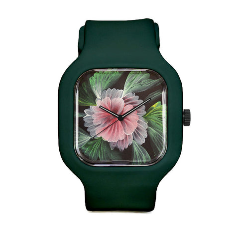 Blossom in the Night Sport Watch