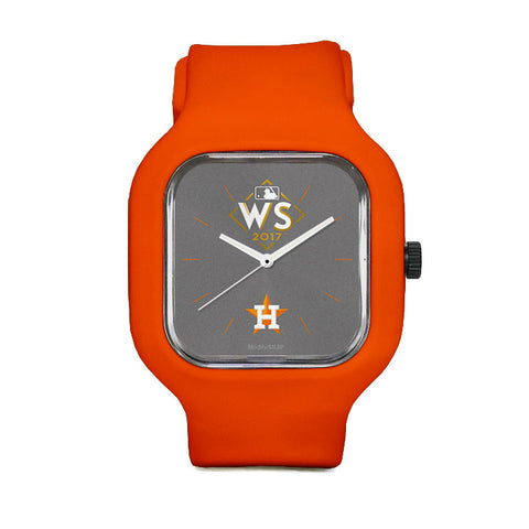 WS 2017 Astros Sport Watch