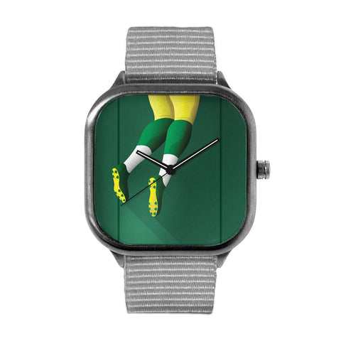 Minimalist Lambeau Field Watch